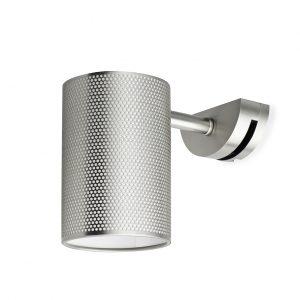Circulo LED lampe til spejl - blank krom - Godehvidevarer.dk altid klar med et godt tilbud