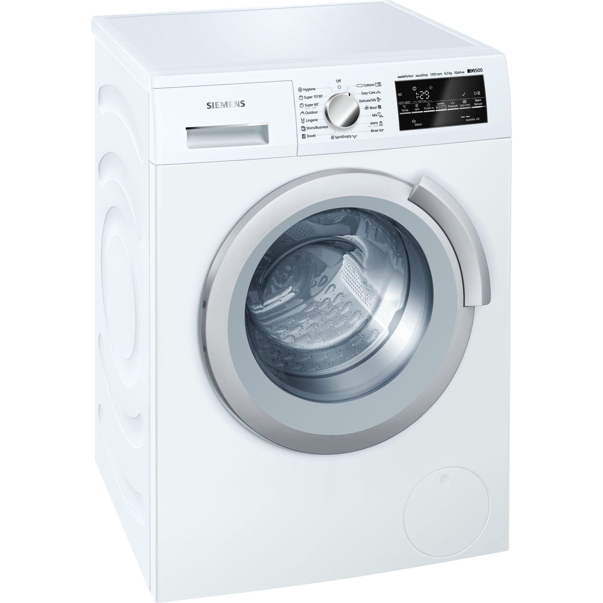 Siemens Vaskemaskiner
